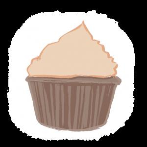 Muffins-mix jauheet